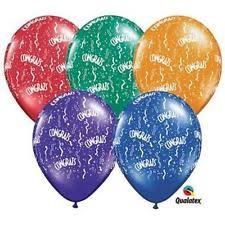 graduation party standard balloons ebay
