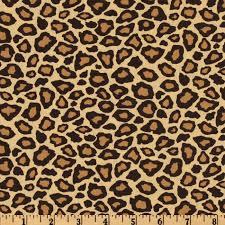 leopard fabric metro living leopard earth discount designer fabric fabric com