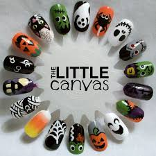 halloween nail art wheel the little canvas nail art wheel