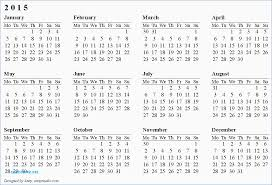printable calendar year 2015 luxury print calendar year 2015 calendar