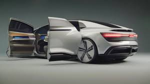 pictures of the audi audi aicon interior exterior and drive