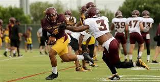 dj davidson arizona state defensive tackle