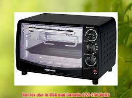 Black And Decker Toaster Oven Black And Decker Oven Black Decker Convection Countertop Toaster