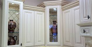 Leaded Glass Kitchen Cabinets Cabinet Glass Inserts And Stained Glass Windows Casa Loma Art Glass