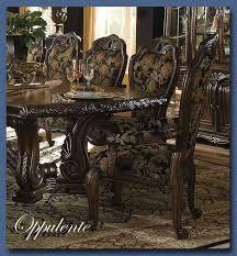 Aico Dining Room Furniture Oppulente Dining Set By Aico Aico Dining Room Furniture