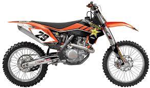 rockstar motocross goggles ktm rockstar factory team motocross complete graphics kit 1stmx