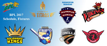 bpl 2017 schedule time table bpl 2017 18 fixtures schedule bangladesh premier league