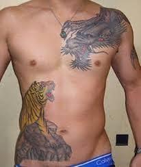 60 fabulous tiger tattoos on rib