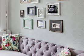 étagère derrière canapé 21 idées pour décorer le mur au dessus du canapé