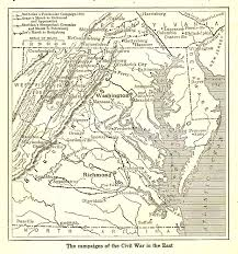Maps Of Pa Civil War Blog Book Maps Of The War In The East