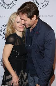 david duchovny and gillian anderson help fan propose to his x