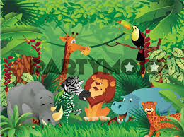 jungle themed birthday party safari themed party package