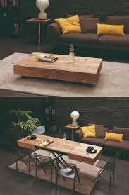 Coffee Table Converts To Dining Table Convertible Coffee Table Plans Best Table Decoration
