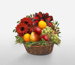 fruit and flower basket the gift basket to and tobago flora2000