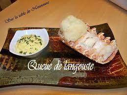 cuisiner queue de langoustes crues surgel馥s les meilleures recettes de langouste