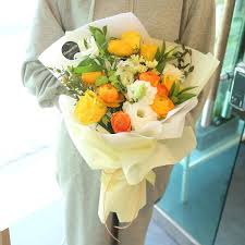 flower delivery reviews goldilocks flower bouquet flower delivery south korea 320 5