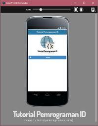 membuat aplikasi android dengan intel xdk belajar membuat aplikasi android html5 dengan intel xdk bagian 2