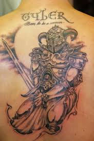 celtic viking thor hammer tattoo design real photo pictures