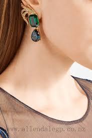 clip on earrings malaysia bigsales malaysia oscar de la renta 6233744598 women gold plated