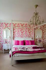 Pink And Gold Bedroom by Fuchsia And Gold Bedroom Interiors By Color