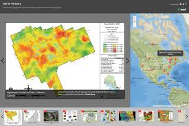 Esri Story Maps Cce Geospatial Mapping Online