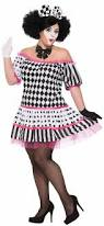 Halloween Costumes Women Size Women U0027s Size Harlequin Clown Costume Candy Apple Costumes
