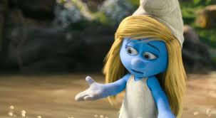 banal insidious sexism smurfette family inequality
