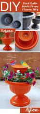 Bird Bath Decorating Ideas Do It Yourself Diy Ideas Diy Bird Bath Outdoor Decor And Target