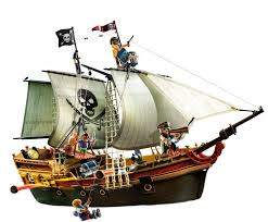 Amazon Playmobil Esszimmer Amazon Com Playmobil Pirates Ship Discontinued By Manufacturer