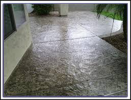 Concrete Patio Resurfacing Products Resurface Aggregate Concrete Patio Patios Home Decorating