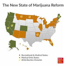Medical Marijuana Legal States Map by Medical Marijuana U2013 Sensible Marijuana Policy For Louisiana