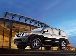 nissan armada vs toyota highlander review 2010 nissan armada swills dead dinosaurs with the best of