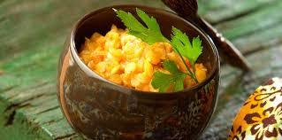 comment cuisiner les lentilles corail lentilles corail au curry et coco facile et pas cher recette sur