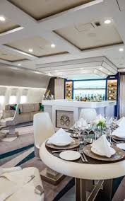 the world u0027s most luxurious private jet on board the