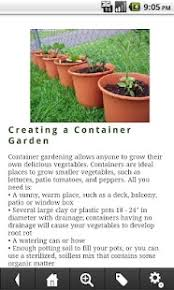 vegetable gardening guide android apps on google play