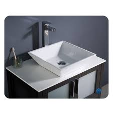 Modern Bathroom Sinks Entrancing Design Ideas Using Rectangular White Sinks And Silver