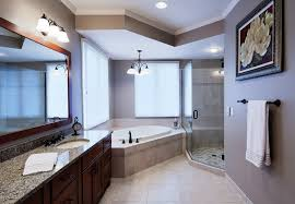 corner tub bathroom designs corner soaking tub bathroom traditional with 18 tile floor above
