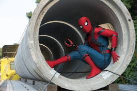 spider man homecoming images reveal peter parker u0027s pals collider
