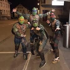 diy teenage mutant ninja turtle halloween costume maskerix com