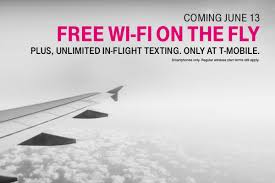 t mobile free inflight wifi t mobile customers are getting a free hour of gogo wi fi on every