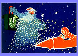christmas cards themed space christmas cards science fiction themes