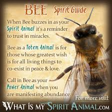 bee symbolism meaning spirit totem power