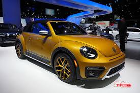 volkswagen bug 2016 volkswagen rolls out the beetle dune at the 2015 l a auto show