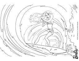 merliah deep sea free printable coloring pages