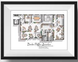 dunder mifflin floor plan friends tv show apartment floor plan friends tv show layout the