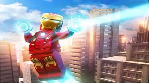 lego iron man test youtube