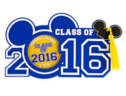 class of 2016 graduation photo frame magnet 2016 graduation class of 2016