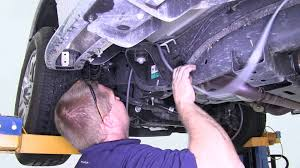 installation of a 7 way trailer connector on a 2013 ford f 150