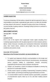 hr advisor cv template hr advisor resume sample example resume hr cv example unmision