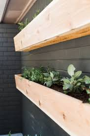 Wall Mount Planter by The 25 Best Wall Mounted Planters Ideas On Pinterest Small